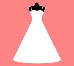Conheça os principais modelos de decotes e saias de vestidos